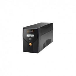Onduleur X3 Ex Lcd USB-650 Va Infosec