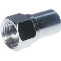 Sachet De 100 Fiches F A Sertir Diametre 7 Mm Cae RZ136