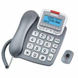 Telephone Filaire Senior Tf59 Grosses Touches Tf Tf591 Sv Telefunken