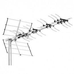 Antenne Uhf 52 Elts En X Gain 14 5 Db Longueur 134 9 cm 105560 Triax